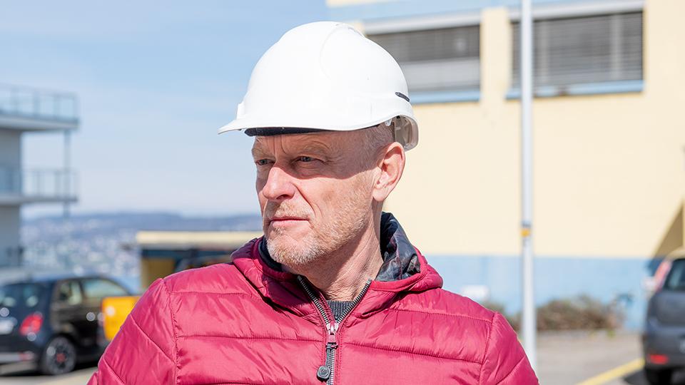 Hubli und Landolt AG, Baumanagement, Josef Landolt